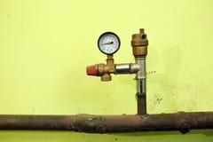 硫化作用工具  库存照片