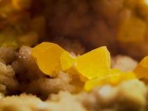 硫磺 库存图片