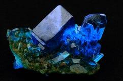 硫酸铜 库存图片