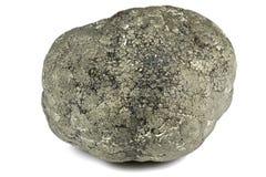 硫铁矿球 库存图片
