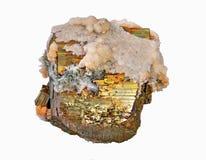 硫铁矿,美丽 库存照片