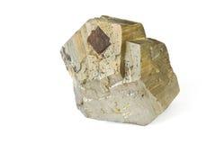 硫铁矿 免版税库存照片