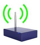 硬件无线 向量例证