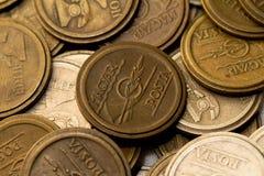 硬币电话 免版税库存照片