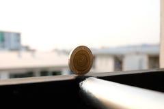 硬币金钱 库存照片