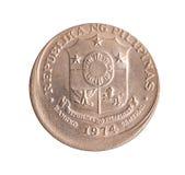 硬币错误比索 免版税库存图片