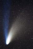 硬朗bopp的彗星 免版税库存图片