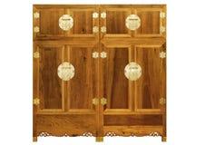 硬木明代式家具  库存照片