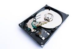 硬盘计算机 免版税图库摄影