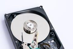 硬盘计算机 库存照片
