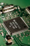 硬盘驱动器控制器 库存照片