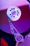 硬盘驱动器板材 库存照片