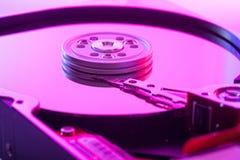 硬盘驱动器板材 图库摄影