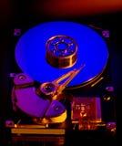 硬盘驱动器盘 免版税库存图片