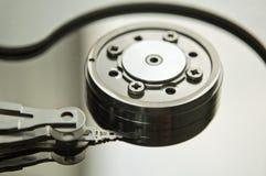 硬盘驱动器里面 库存图片