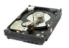 个人计算机光盘 硬盘驱动器3 5'?? 免版税图库摄影