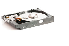 硬盘驱动器3 向量例证 库存图片
