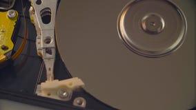 硬盘驱动器 股票视频