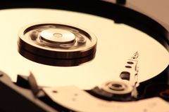 硬盘 库存照片