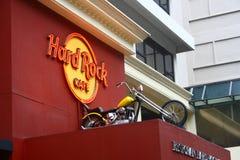 硬石餐厅吉隆坡马来西亚 库存图片