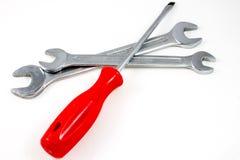 硬件工具 免版税库存照片