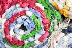 碎呢地毯 免版税库存图片