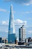 碎片在伦敦2013年 免版税库存照片