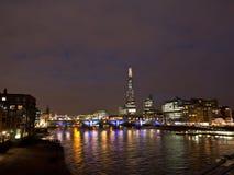 碎片在伦敦 免版税库存照片