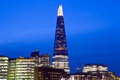 碎片在伦敦 免版税库存图片