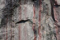 破碎的矿物石头的结构 免版税库存图片