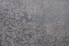 破碎的beton 库存图片