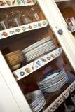 碗柜 免版税图库摄影