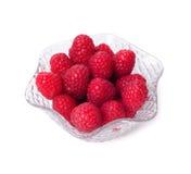 碗水晶莓 库存照片