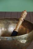 碗短槌藏语 库存图片