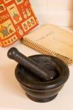 碗石头 免版税库存图片