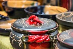 碗筷,盘 免版税库存照片
