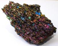碳化硅石头标本 免版税库存照片