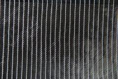 碳纤维凯夫拉尔背景 免版税图库摄影