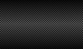 碳纤维垂直的黑暗的纹理背景 免版税库存图片