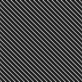 碳纤维无缝的传染媒介纹理 免版税库存图片