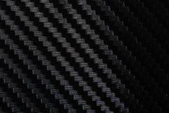 碳纤维贴纸纹理  免版税库存照片