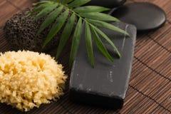 碳肥皂 图库摄影