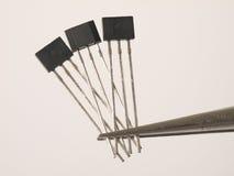 磁场传感器 免版税库存图片