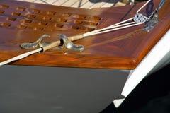 磁夹板甲板详细资料 库存照片