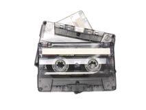 磁带三 免版税库存图片
