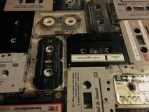 磁带 库存照片