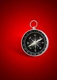 磁性指南针 免版税库存照片