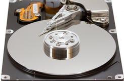 磁盘驱动器困难里面个人计算机 免版税库存图片