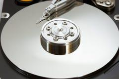 磁盘驱动器困难里面个人计算机 免版税库存照片