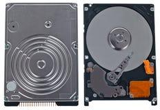 磁盘驱动器困难hdd 免版税库存照片